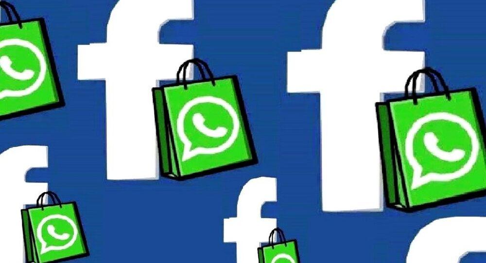 Social media: Facebook and Whatsapp