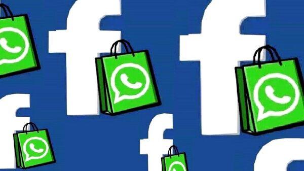 Social media: Facebook and Whatsapp - Sputnik International