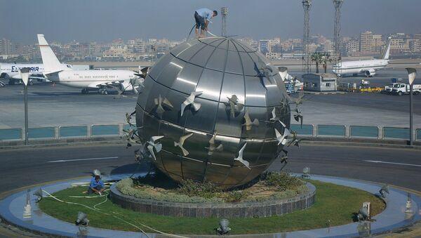 Cairo airport - Sputnik International