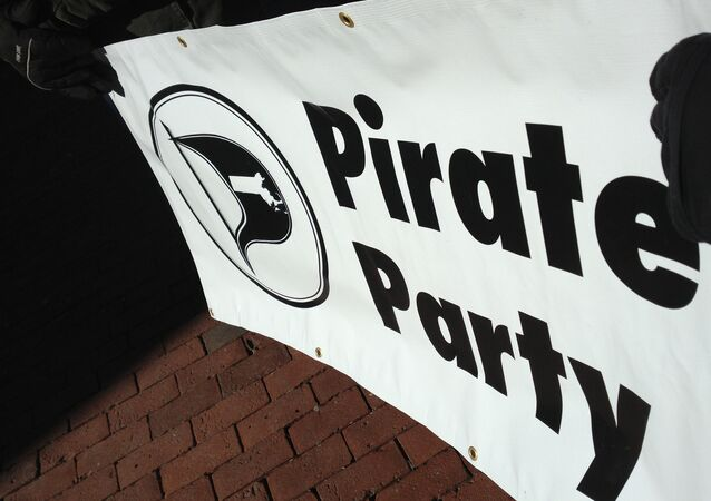 Pirate Party flag