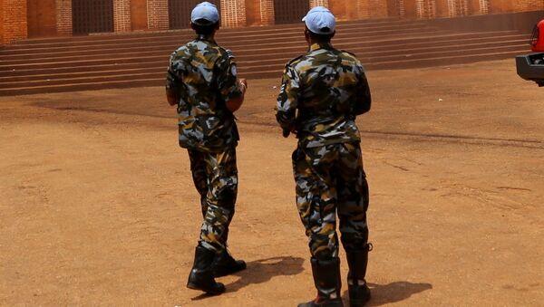 UN Multidimensional Integrated Stabilization Mission in the Central African Republic (MINUSCA) - Sputnik International
