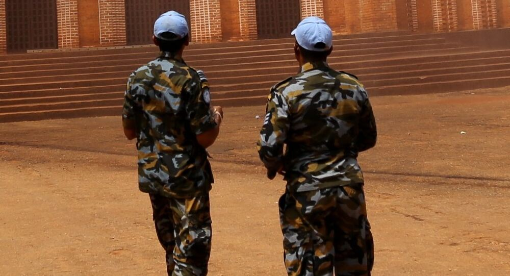 UN Multidimensional Integrated Stabilization Mission in the Central African Republic (MINUSCA)
