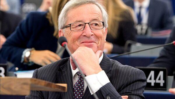 European Commission President Jean-Claude Juncker - Sputnik International