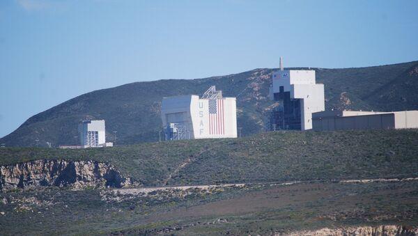 Part of the Vandenberg Air Force Base. - Sputnik International