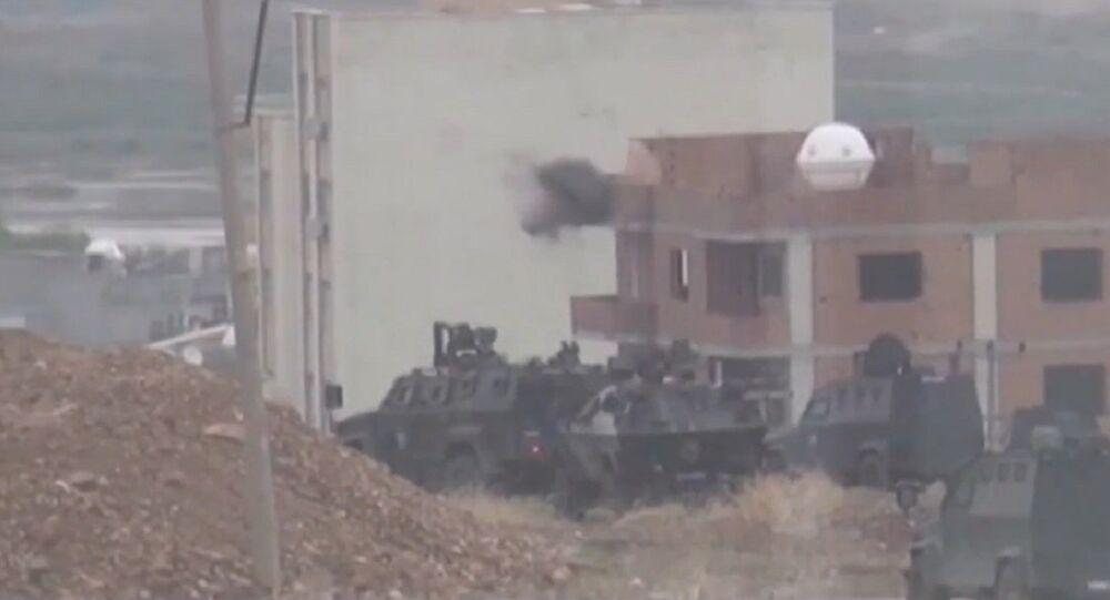 Death toll rises among Kurds trapped in Turkey's southeastern Cizre district amid govt crackdown