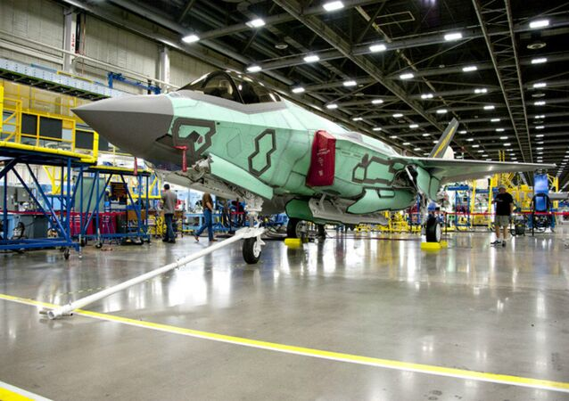 100th F-35 Rolls Out of the Factory