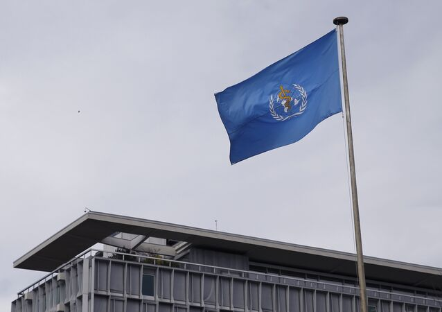 General view of the World Health Organization (WHO) headquarters in Geneva, Switzerland, February 1, 2016