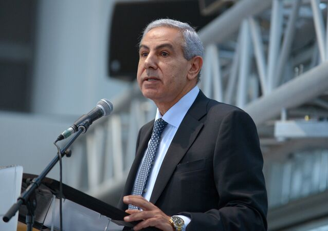 Egyptian Minister of Industry, foreign trade and SMEs Tarek Kabil