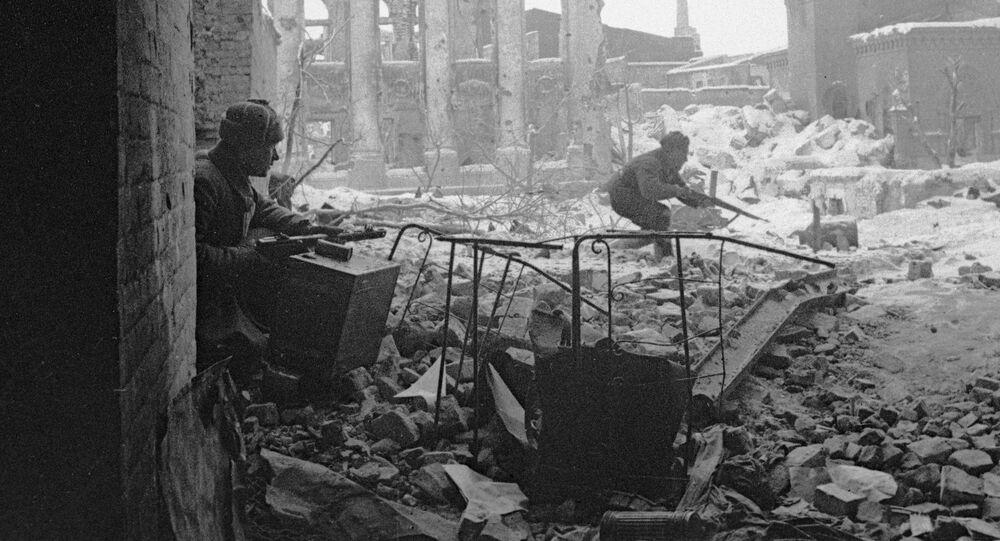 Battles in Stalingrad
