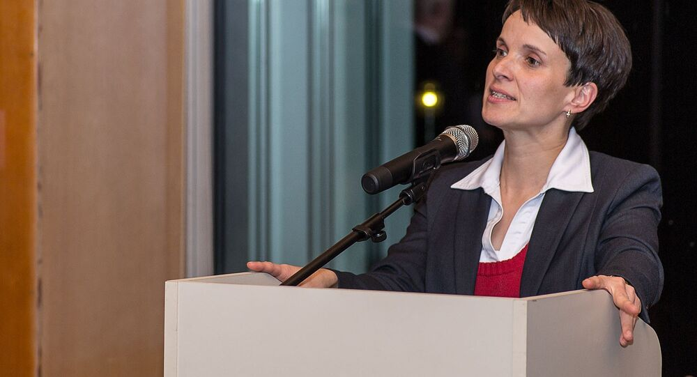 We need efficient controls to prevent so many unregistered asylum-seekers [who] keep on entering via Austria. [Border police] should be able if need be to have recourse to their firearms — as laid down by law, Petry said.