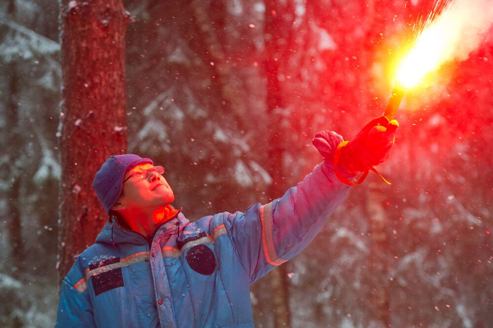 Harsh Lessons: ISS Astronauts Engage in Extreme Survival Training