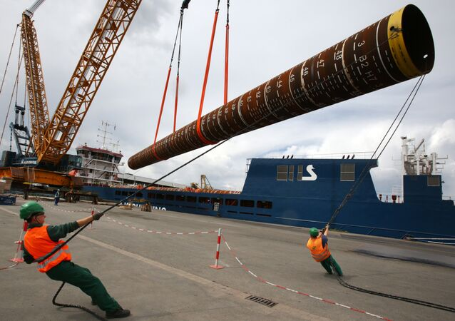 The economic feasibility of the Baltic Pipe project, aimed at transporting Norwegian gas to Poland, has yet to be confirmed, according to Stuart Elliott of the world's leading energy information company Platts