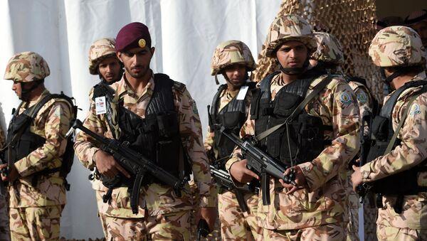 Members of Saudi Special Forces (File) - Sputnik International