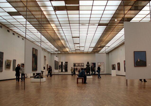 Tretyakov Gallery, Moscow