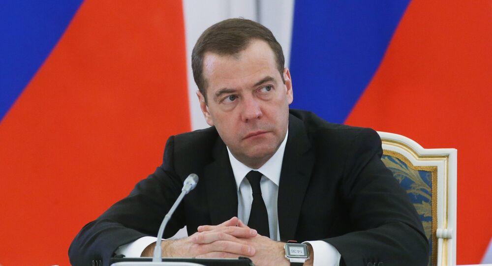 Prime Minister Medvedev chairs meeting of Economic Modernization Council's presidium