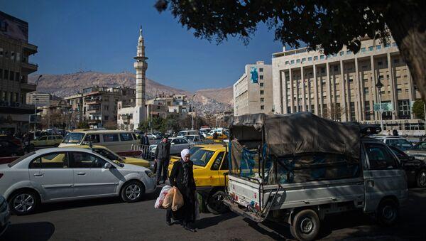 Cities of the world. Damascus - Sputnik International