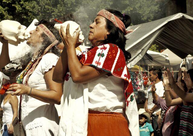 Indigenous ritual