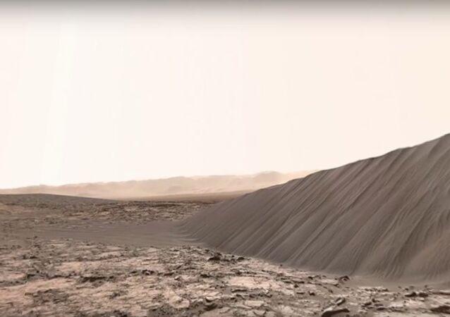 Namib Dune, Mars