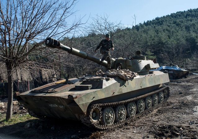 Syrian Army takes control of another key town in Latakia