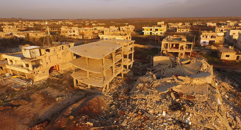 Syria's Osman village freed from terrorists