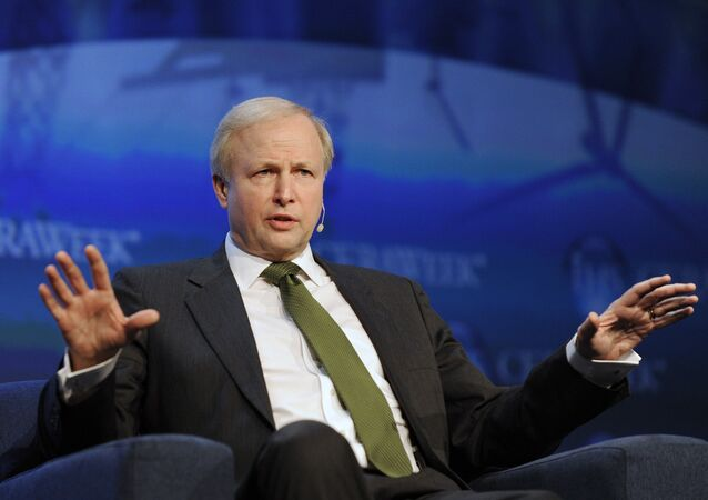 BP Group Chief Executive Bob Dudley