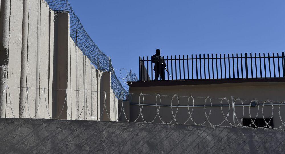 A prison guard , Mexico (File)