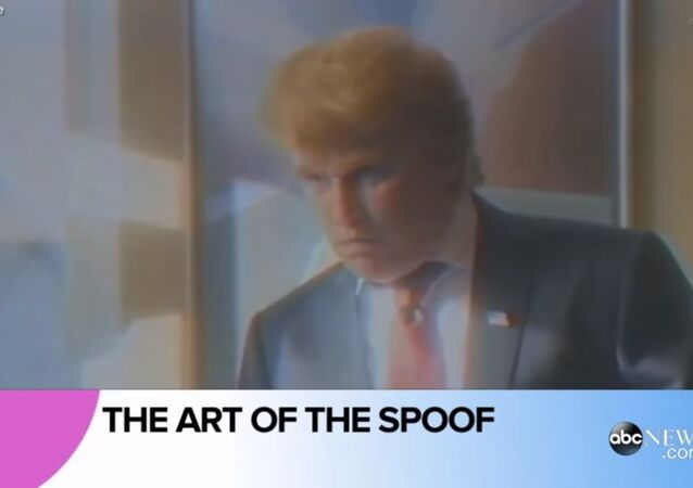 Johnny Depp Plays Donald Trump in Funny or Die Spoof