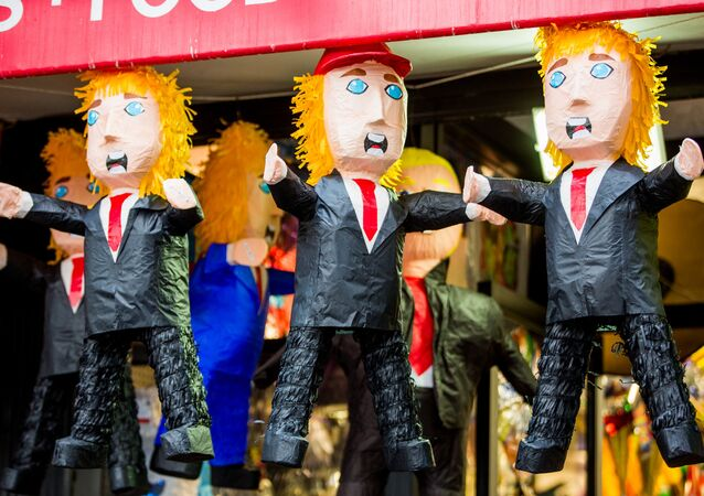 Donald Trump dolls