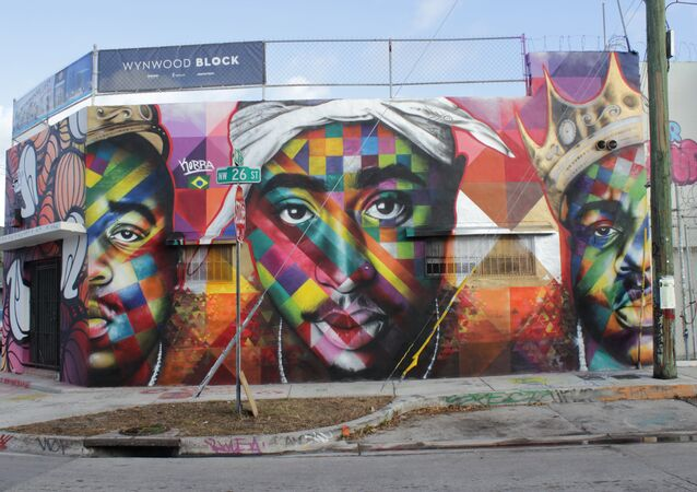 Tupac - Wynwood