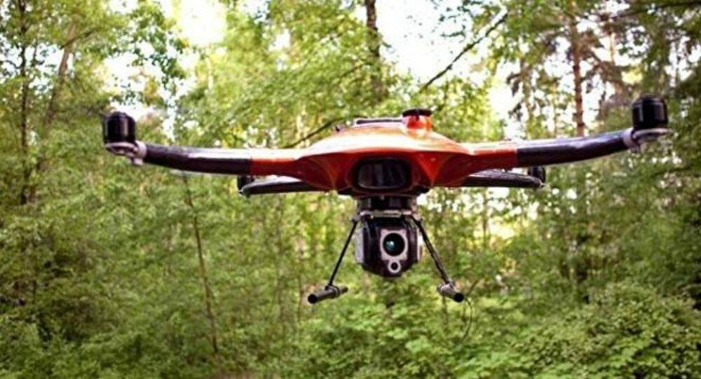 'Tank Killer' Drone