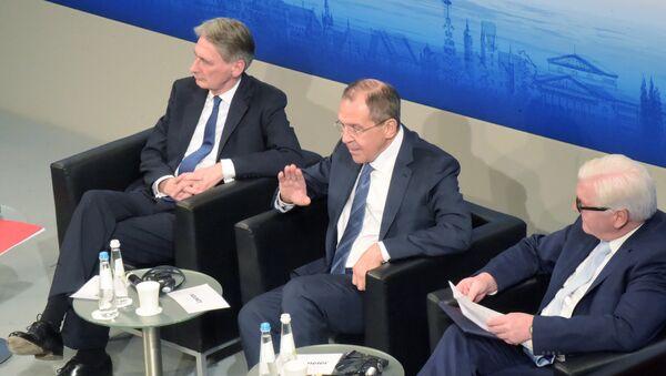 Russian Foreign Minister Sergei Lavrov has admonished attempts to demonize Syrian President Bashar Assad, media reports said - Sputnik International
