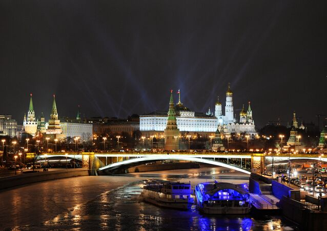 The Kremlin, along with approximately 300 buildings in central Moscow, will shut off its lights as part of the annual Earth Hour campaign to help raise money for local environmental projects on Saturday, March 19.