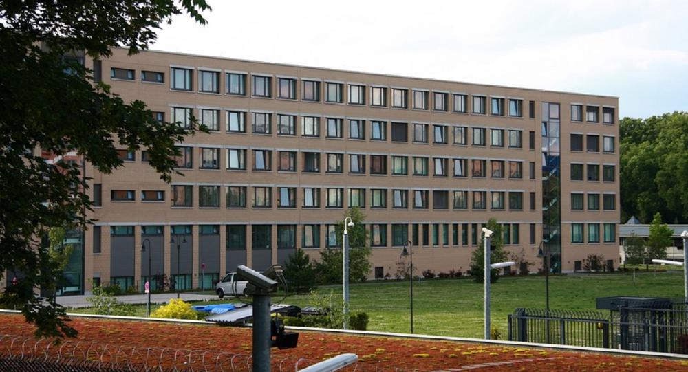 BfV headquarters in Berlin