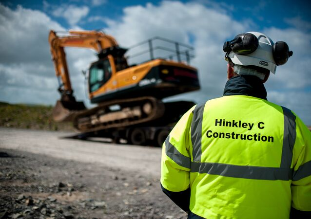 Hinkley Point C pre-construction works May 2015
