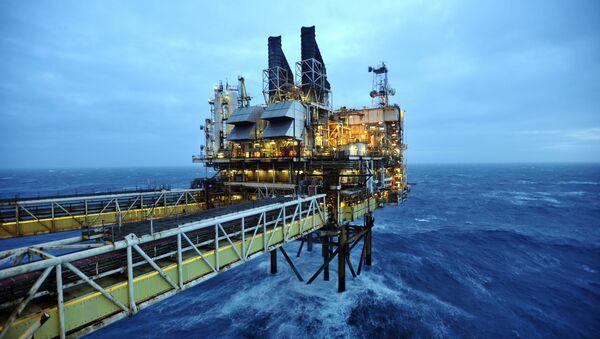 North Sea oil - Sputnik International
