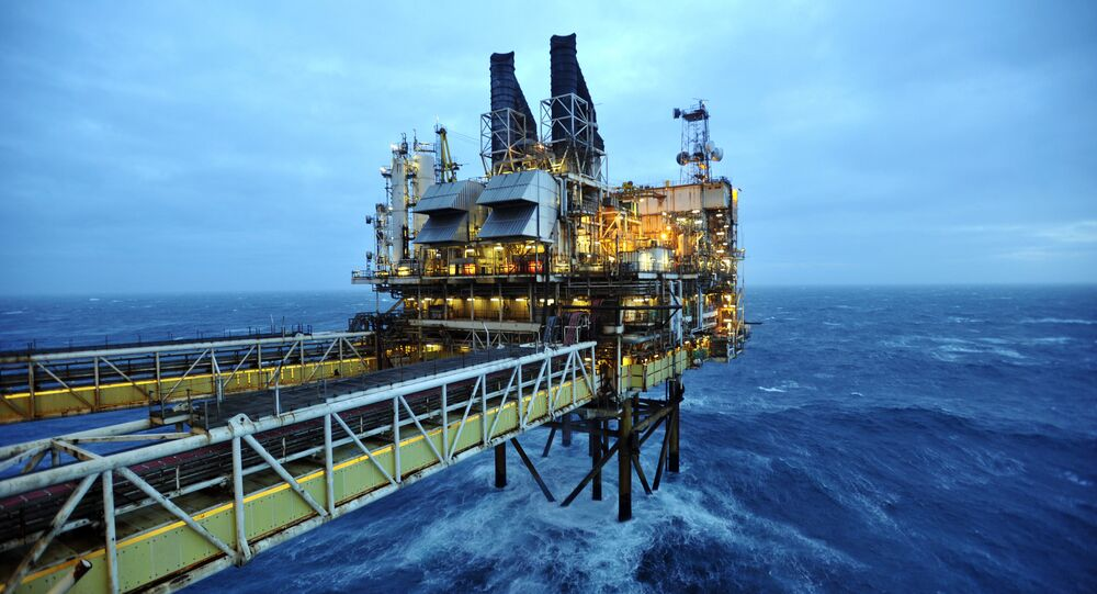 Denmark to end North Sea oil and gas production by 2050