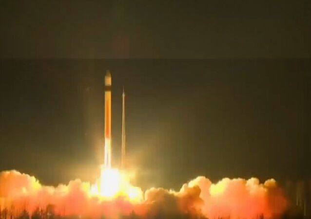 Russia Launches Rokot Carrier Rocket with European Satellite