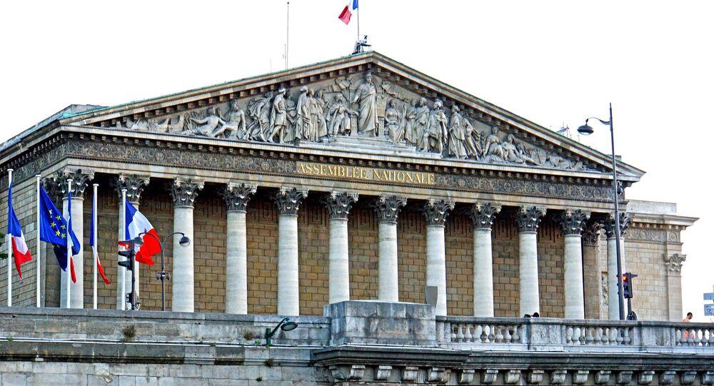 National Assembly, Paris, France