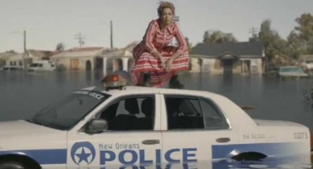 Bizarre Police Backlash Against Beyoncé Broadens