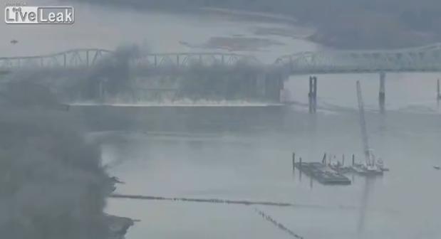 Boone Bridge Demolition