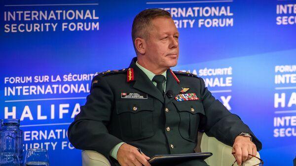 Canadian Armed Forces Chief of the Defense Staff Gen. Jonathan Vance - Sputnik International
