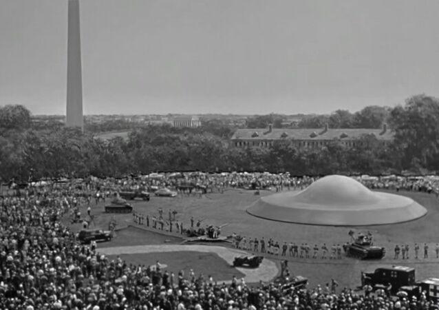 Still from 'The Day the Earth Stood Still' (1951)