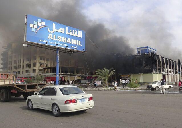Yemen's southern port city of Aden (file photo)