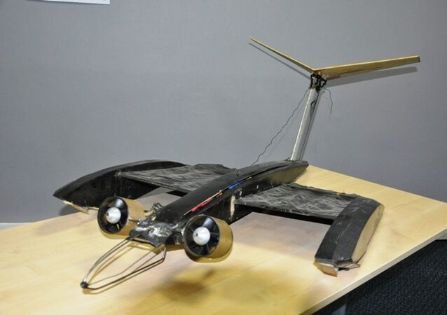 PN 10-16 Bat-flight inspires unique design for Micro Air Vehicles