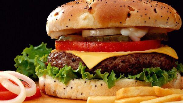 Cheeseburger - Sputnik International