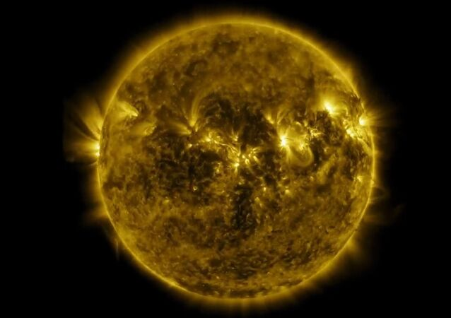 NASA's time-lapse video shows dynamics of our star