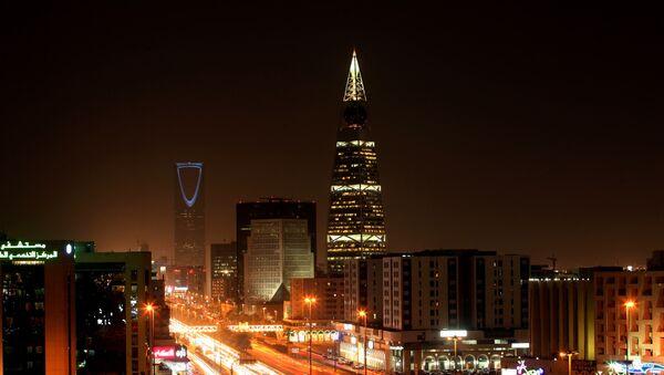 A general view shows the bustling Saudi capital Riyadh - Sputnik International