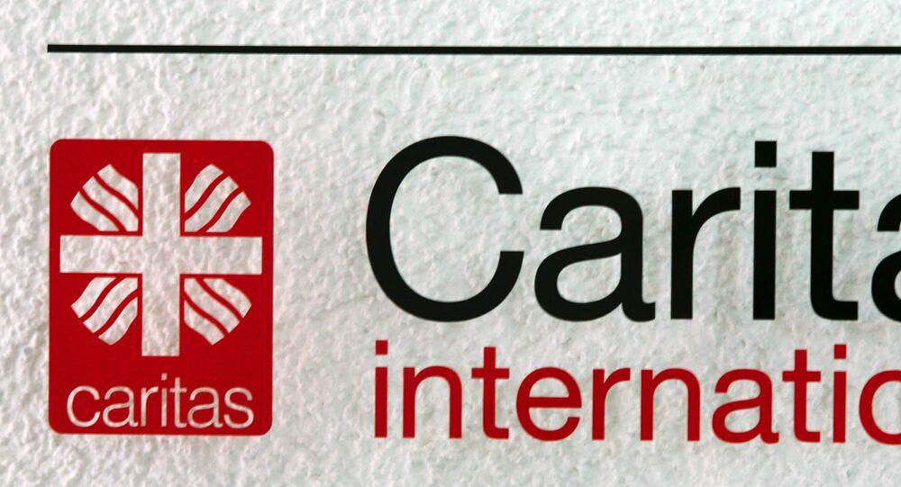 Logо of Caritas International