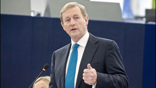 Irish Taoiseach Enda Kenny - Sputnik International