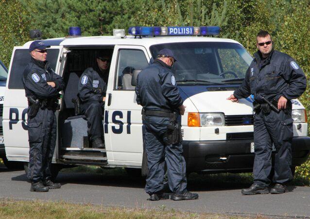 Finnish police